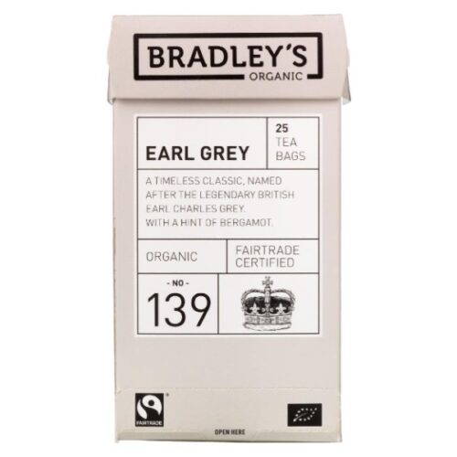 Bradleys Earl Grey Tea