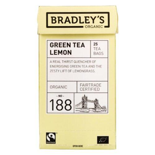 Bradleys Green Tea Lemon