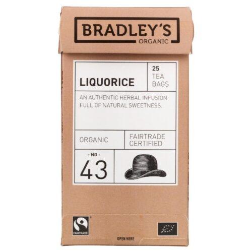 Bradleys Liquorice Tea