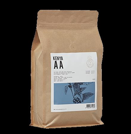 Kenya AA Kaffe fra Peter Larsen