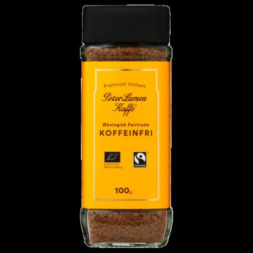 Koffeinfri Instant Kaffe