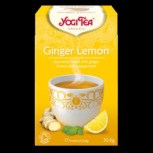 Ginger Lemon fra Yogi Tea