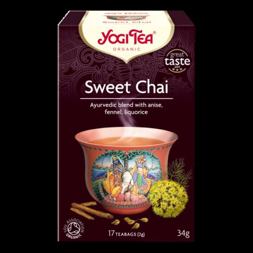 Sweet Chai fra Yogi Tea
