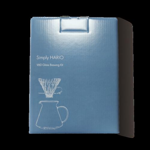 Simply Hario V60 Glass Brewing Kit