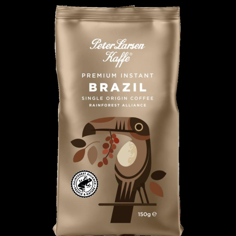 Brazil - Premium Instant Kaffe