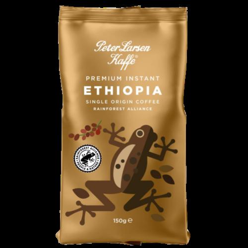 Ethiopia Instant kaffe fra Peter Larsen