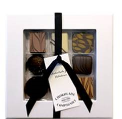 Valrhona Chokolade Gaveæske