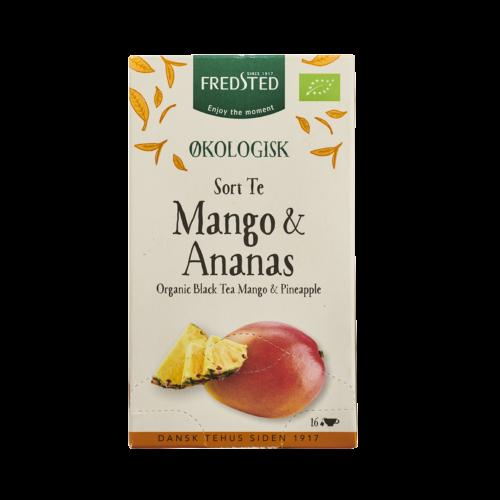 Fredsted Mango og Ananas te